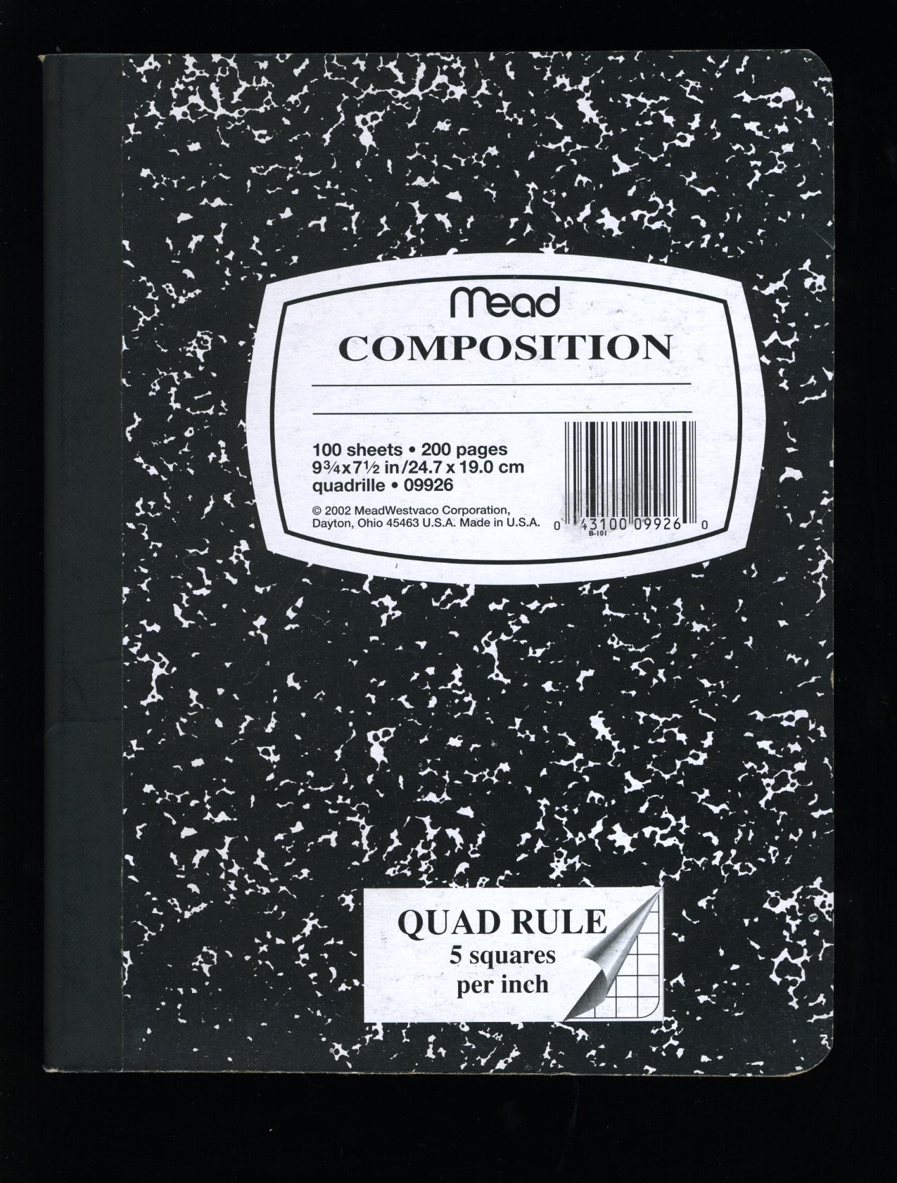 Composition Book Cover Template : Composition notebook cover template imgkid the