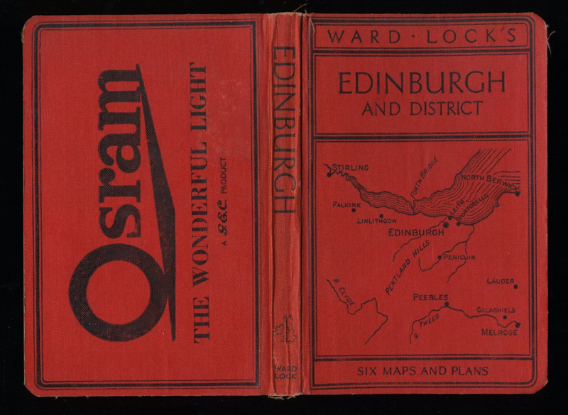 Ward, Lock & Co. Edinburgh Cover
