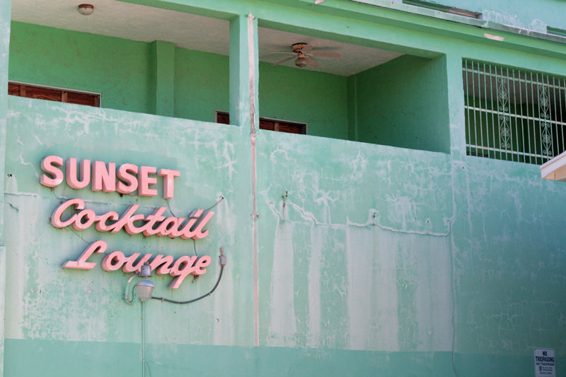 Vernacular Typography West Palm Beach