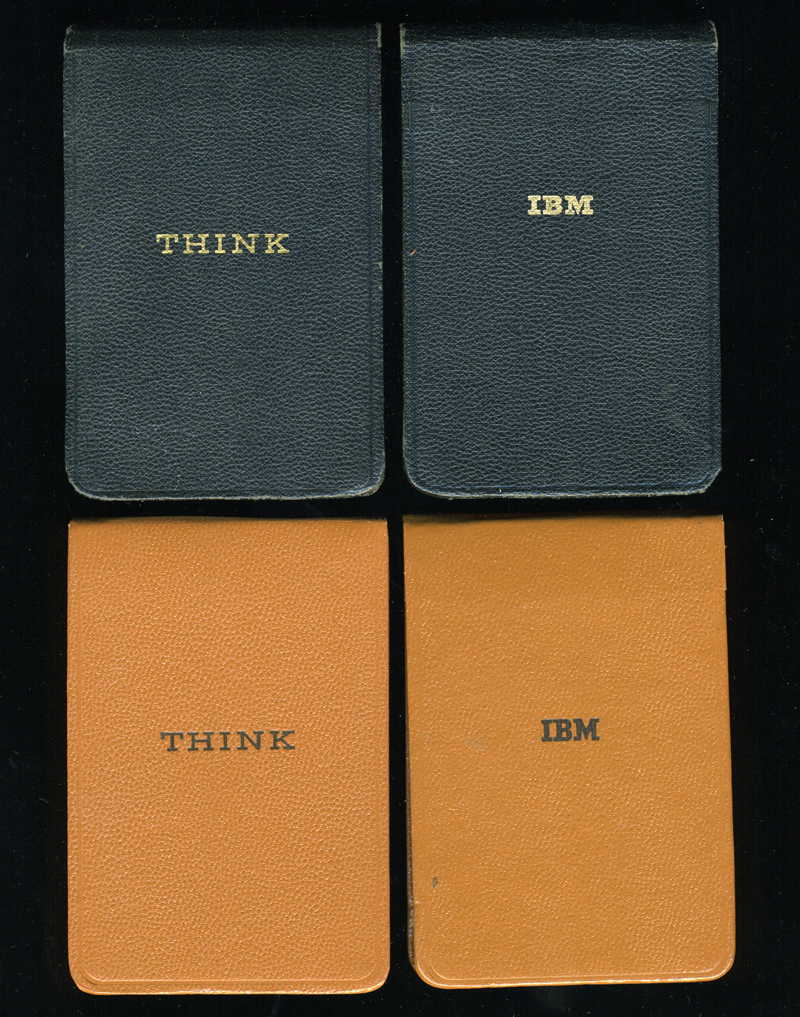 IBM Think Notepads