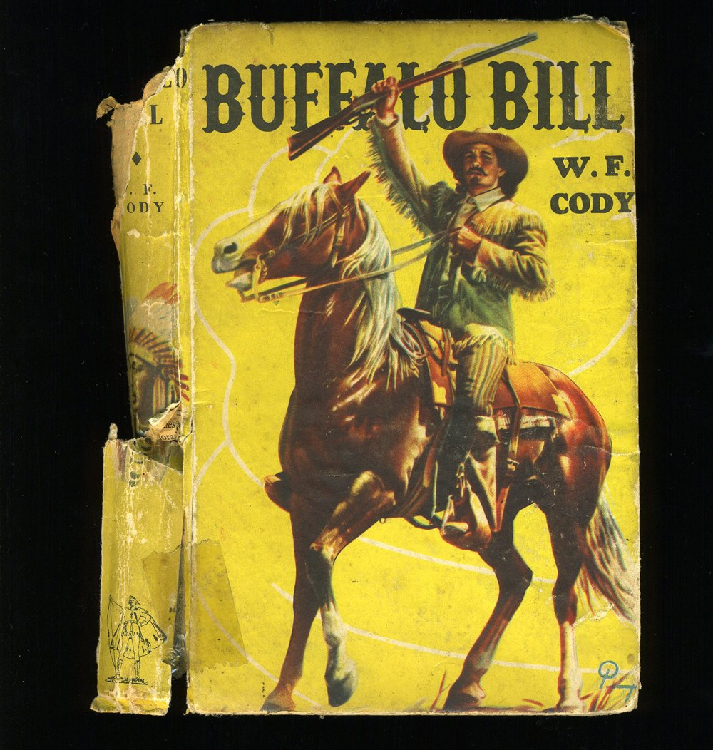 Vernacular Typography Found Vintage Book Covers Buffalo