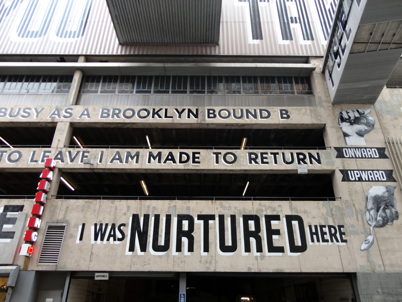 Vernacular Typography Steve Powers ESPO Love Letter to Brooklyn 004