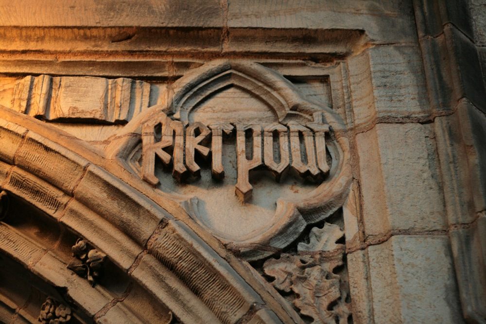 Yale Vernacular Typography