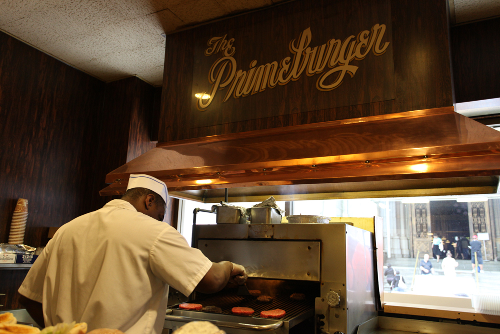 Prime Burger NYC Closing