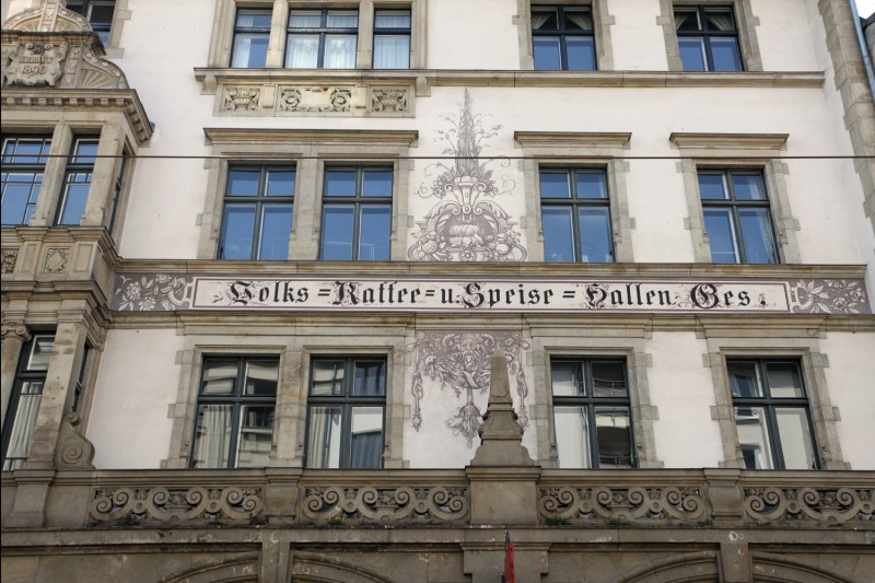 Vernacular Typography Berlin Architectural Lettering
