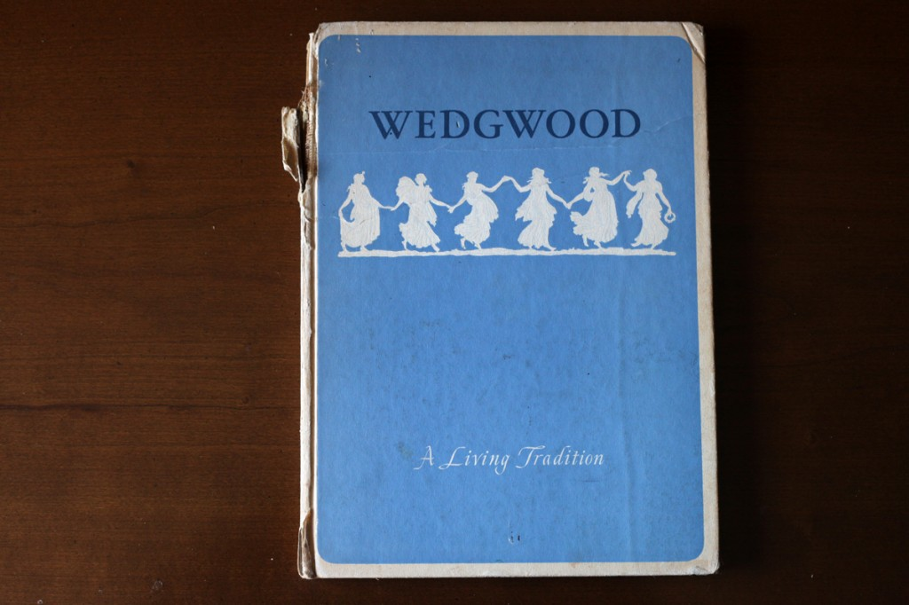 Woodward Vernacular Typography Hardcover Book Wedgwood