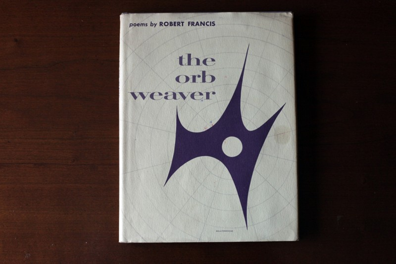 Woodward Vernacular Typography Hardcover Book The Orb Weaver