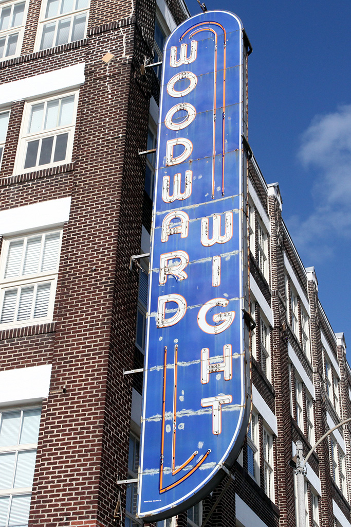 Molly Woodward Vernacular Typography New Orleans Woodward Wight & Co Neon Sign
